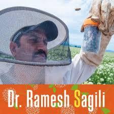 Dr. Ramish Sagili, Associate Professor-Apiculture OSU