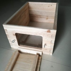8-Frame Hive Box /w Observation